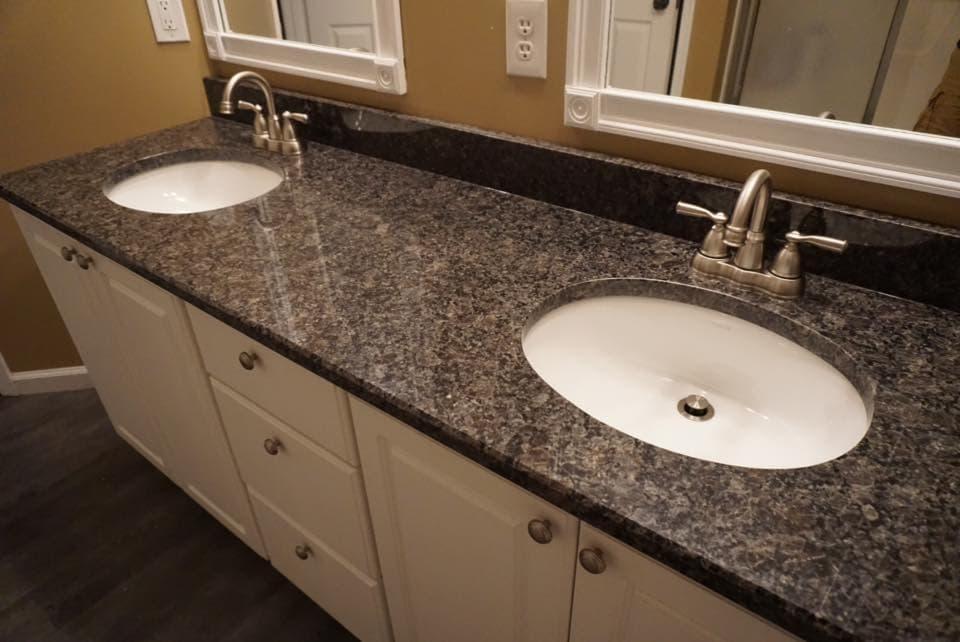 Bathroom Vanity Countertop And Sink