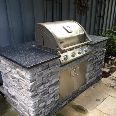 Granite For Your Outdoor Grill
