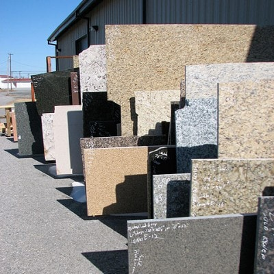 Granite Remnants for small kitchens, bathroom vanities, trim, fireplaces and more