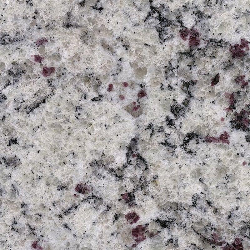 Dallas White for kitchen countertops, bath