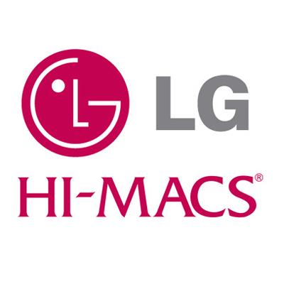 LG Hi-Macs Solid Surface Countertops