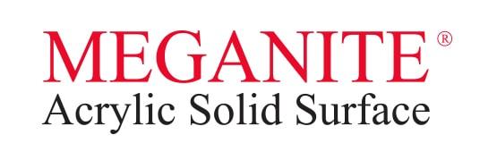 Meganite Solid Surface Countertops