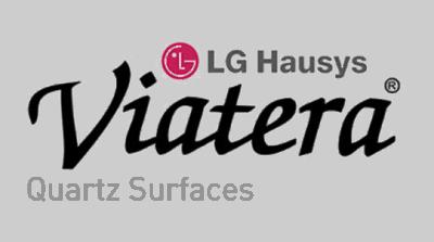 LG Viatera Quartz Countertops